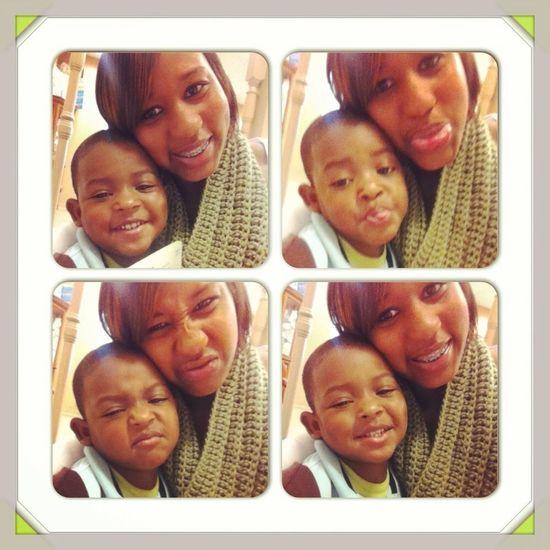 Me & Lil Cuzo Aiden