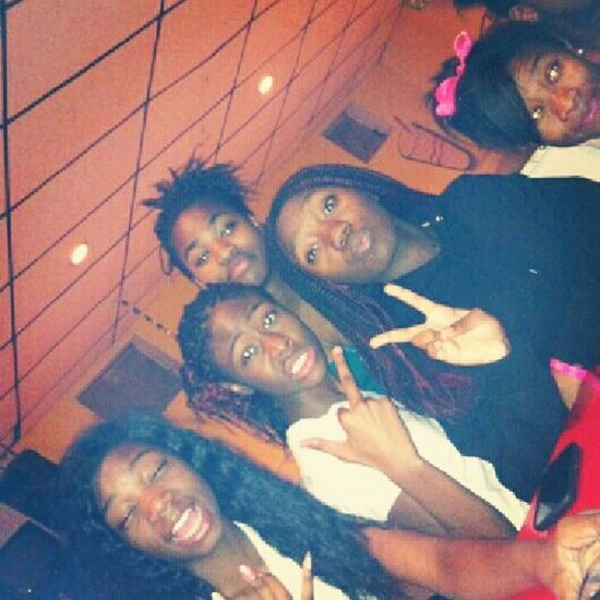 Me And All My Girls LastNiqht!