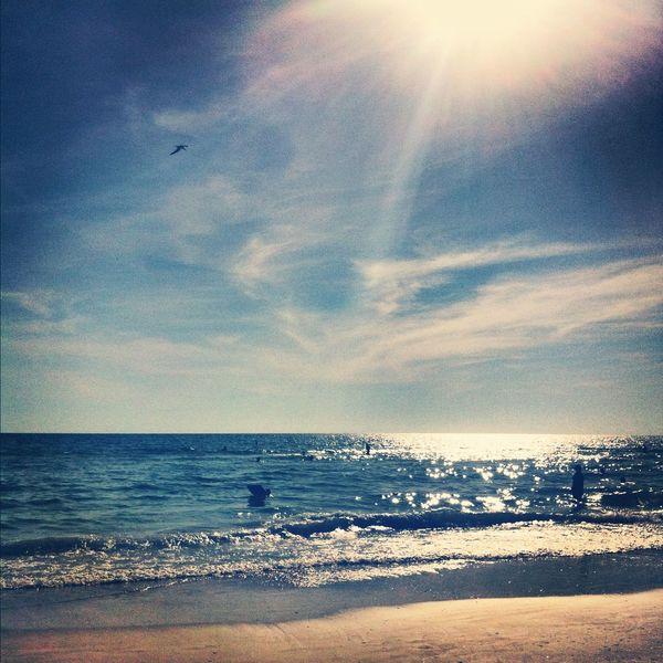 IPhoneography Life Is A Beach Sun Beach Florida