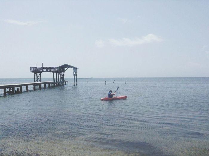 Trying New Things Trips Around The World Roatan, Honduras Kayaking