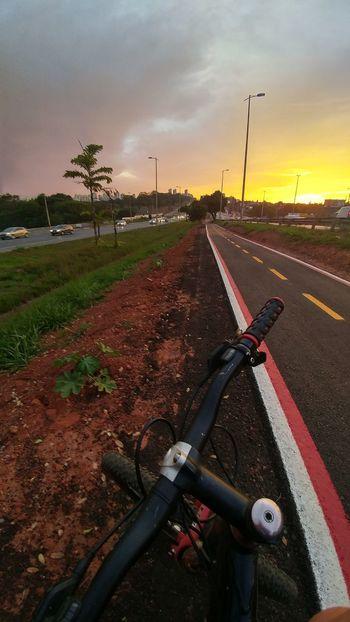 ciclovia Eptg df Sky Bicycle Bicycle Lane Mountain Bike Cycling Pedal