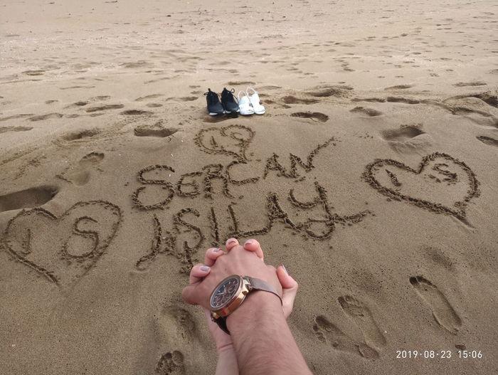 Sea Beach Human