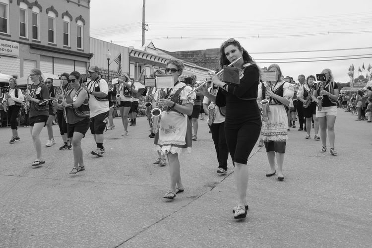 56th Annual National Czech Festival - Saturday August 5, 2017 Wilber, Nebraska Americans Camera Work Celebration Czech-Slovak Event FUJIFILM X100S Getty Images Marching Band Nebraska Photo Essay Small Town America Storytelling Visual Journal Wilber, Nebraska Architecture Arts Culture And Entertainment Building Exterior Built Structure Crowd Culture And Tradition Cultures Czech Days Czech Festival Day Documentary Full Length Large Group Of People Leisure Activity Lifestyles Looking At Camera Music Musical Instrument Musician Outdoors Parade People Performance Performance Group Photo Diary Portrait Real People Saxophone Sky Small Town Stories Standing Streetphoto_bw