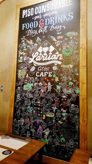 Laruan atbp Board Game Cafe Board Games Cafe Sunday Wall Design ArtWork