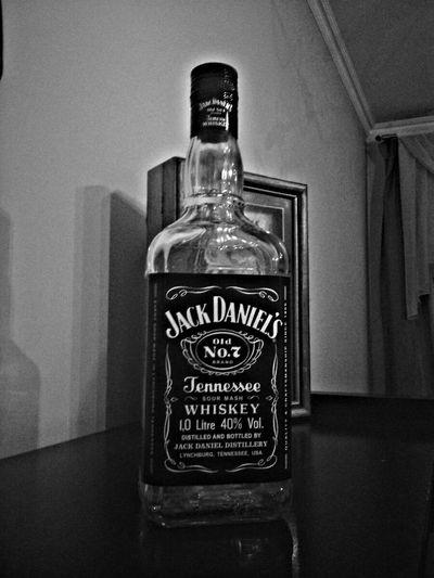 Drink Jack Daniels♥ Black And White