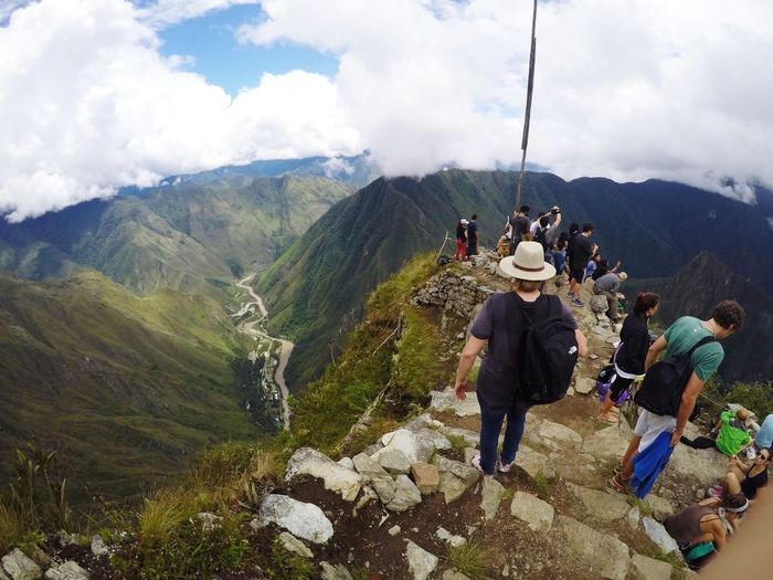 Top Of The Mountain Machu Picchu Nature Travel Outdoors People And Places The Week Of Eye Em First Eyeem Photo