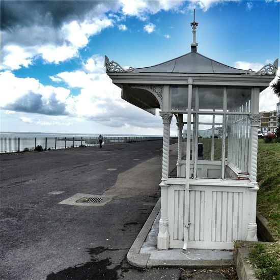 The Journey Is The Destination Beach Shelter Ramsgate Hanging Out Taking Photos Check This Out Hello World Relaxing Enjoying Life Best EyeEm Shot Bestoftheday Modern Art Amazing Beautiful Magical Today's Hot Look