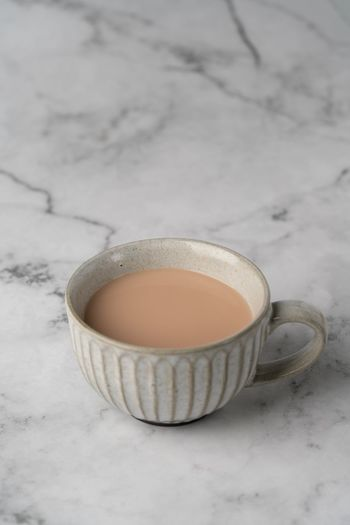 Milk Tea Milky Tea Tea With Milk Food And Drink Drink Mug Cup Refreshment Hot Drink Food Tea - Hot Drink Tea Indoors  Still Life Close-up No People Coffee Freshness High Angle View Coffee - Drink Healthy Eating Wellbeing Tea Cup