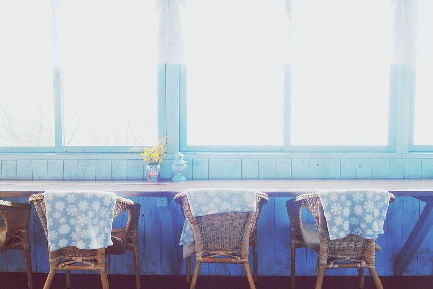 Cafe No People Blue Window 愛媛県 今治市 大島 海が見えるカフェ