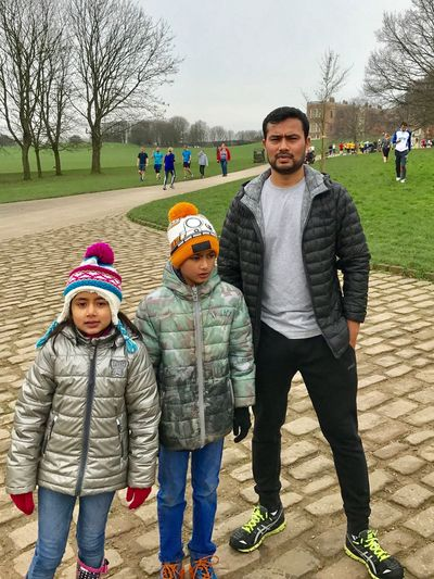 Temple Newsam Parkrun Child Boys Childhood Looking At Camera Portrait Males  Smiling Full Length Happiness Fun Family Brother People Cheerful Leisure Activity Friendship Outdoors Togetherness Day Adult Adam Miah Amelia Miah
