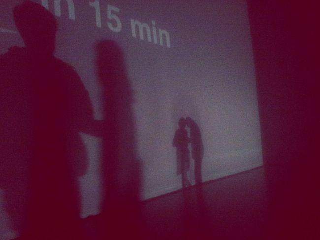 Neue Nationalgalerie Shadows Exhibition Art Gallery Otto Piene  Art Gallery