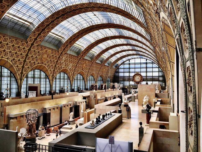Art Museum Orsay Paris France EyeEm Best Shots Eye4photography  EyeEm Gallery EyeEm Best Edits EyeEm EyeEmBestPics Eyemphotography