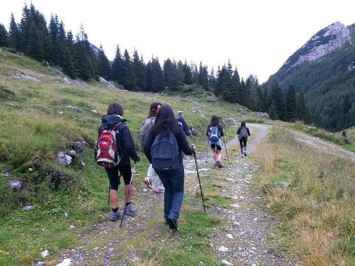 Looking for Attila's cave and the hidden treasure.. Sentiero Green Nature Outdoors, Nature Outdoor Life Rainy Day Trail Ride Mountain Road Friends Hanging Out Summer 2016 ...