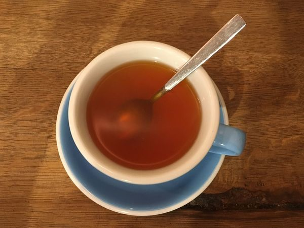 Tea in Father Carpenter Father Carpenter Tea Table Food And Drink Refreshment Drink High Angle View Freshness Tea - Hot Drink