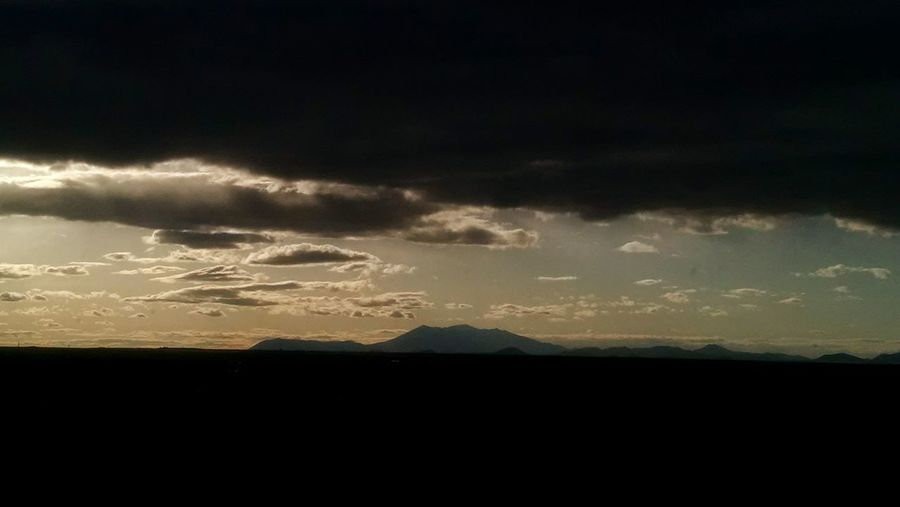 San Francisco Peaks Coming Home Sky Porn