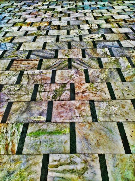 Colors and patterns Pattern Flooring Geometric Shape Stone Material EyeEm First Eyeem Photo Outdoors Design Textured  Growth Abstract Photography light and reflection withLenovo A6000 Beautifully Organized Minimalist Architecture Minimalist Architecture Art Is Everywhere