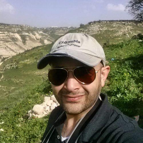 Enjoying Spring in KufrAsad Irbid Jordan MiddleEast