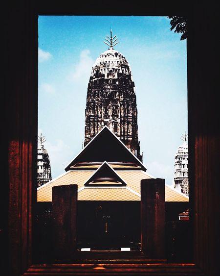 Ratchaburi, Thailand Temple Architecture Temple In Thailand