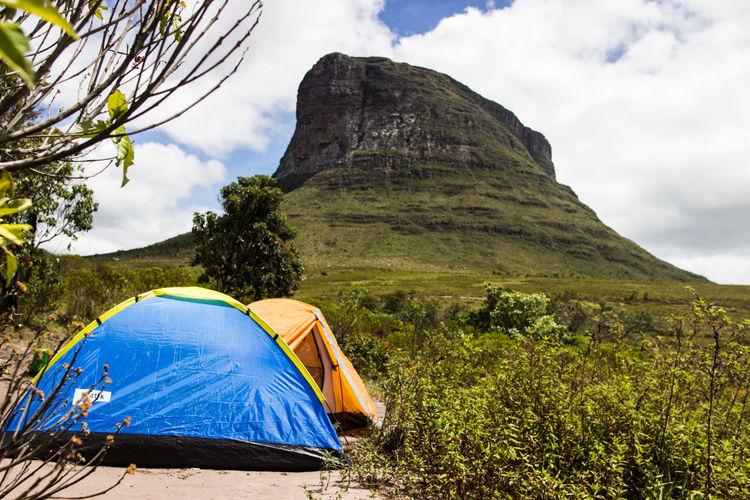 camping aguas