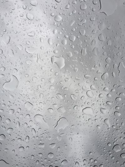Rainy Days Life From My Car Sky