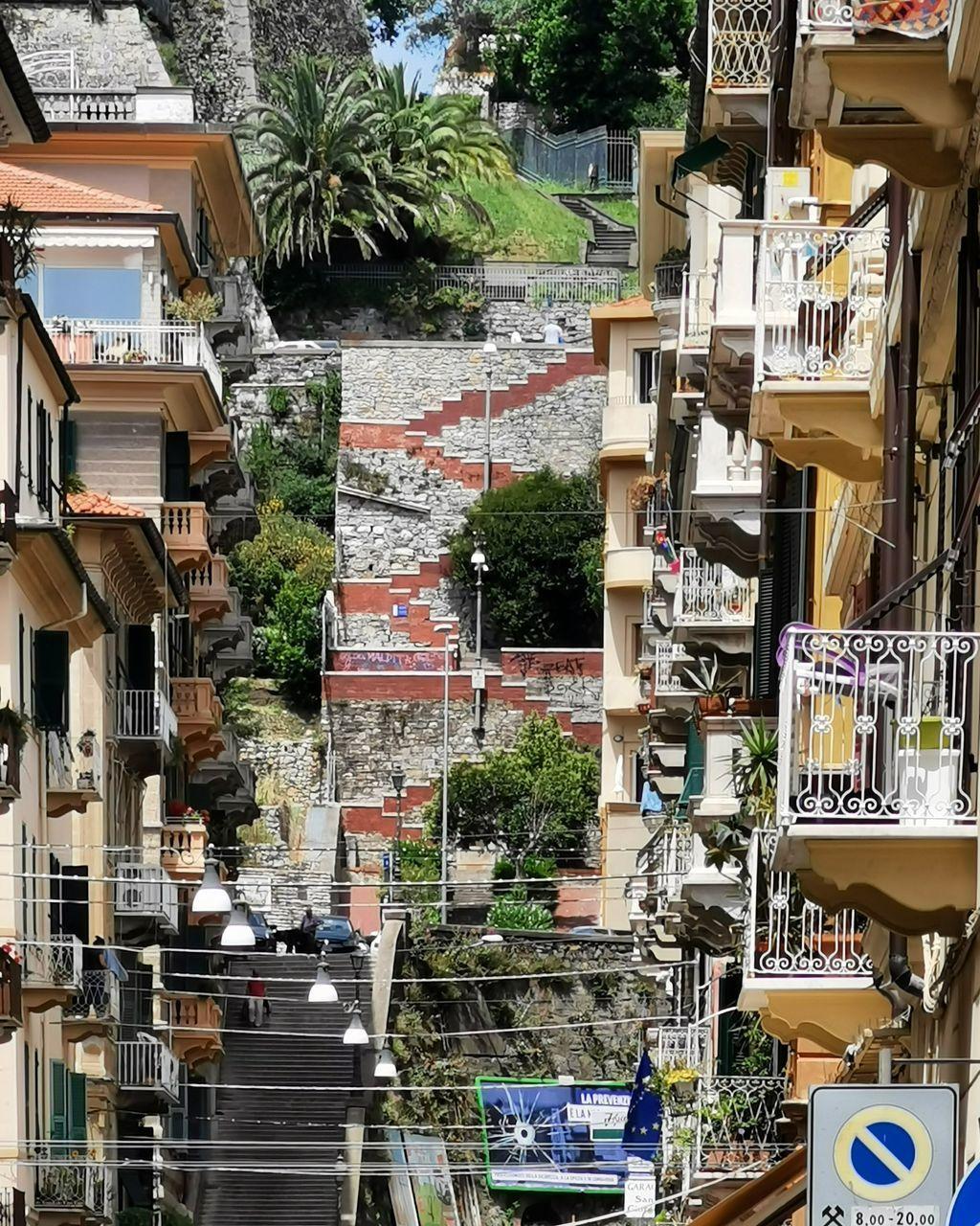 VIEW OF RESIDENTIAL BUILDINGS