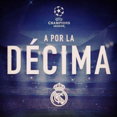 Uclfinal Madridista Halamadrid Realmadrid Lisbon Decima Champions Ancelotti Cr7 Ronaldo SPAIN