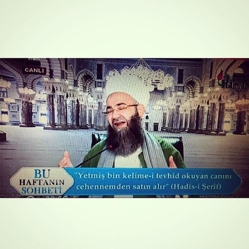 Lalegül Tv Cubbeli Ahmet hoca