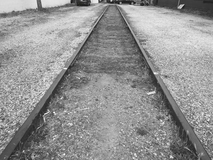 Off the rails Train Tracks