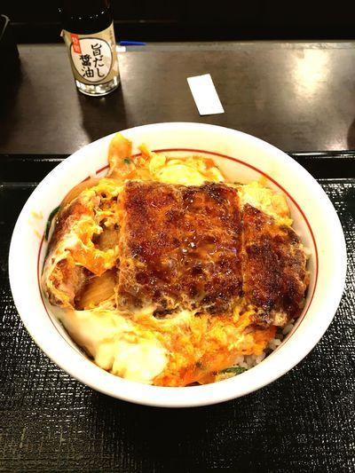 なか卯 NAKAU カツ丼 大盛り 日本の底力 たんぱく質 31.19g Dinner Japanese Food Japan Food And Drink Protein おいしい☺︎