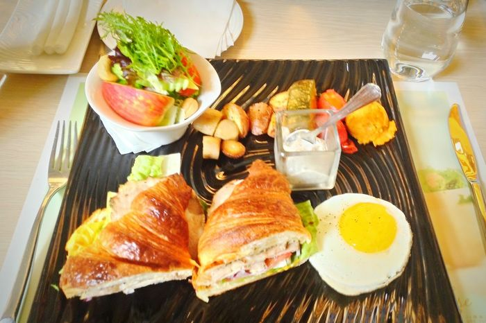 Nice Breakfast! Good morning ^_^ 2015  Withbrother Delicious