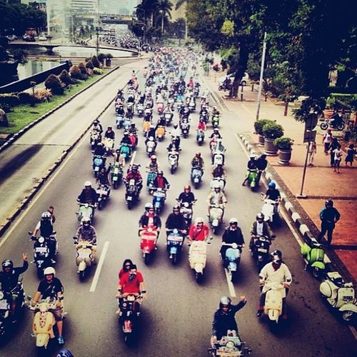 Jakartamoodsmayday Vespa_ina Picofday Bestopic photoofday gg jj tagsforlike like4like l4l like4follow teamlike likepict webstagram indostagram instadaily instamood instagood ig iphone igers vespa