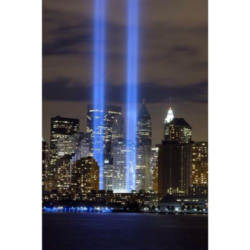 """Lest we not forget"" NeverForget 911 America 13yearslater ourhome"