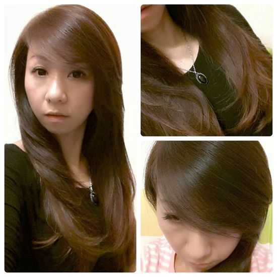 웃 웃~ Happy Love Hair Haircoloring
