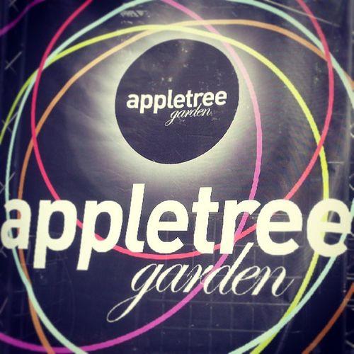Ich freue mich! - Geil Appletreegardenfestival B ühne Gro ß geilesambiente geilesteam bands