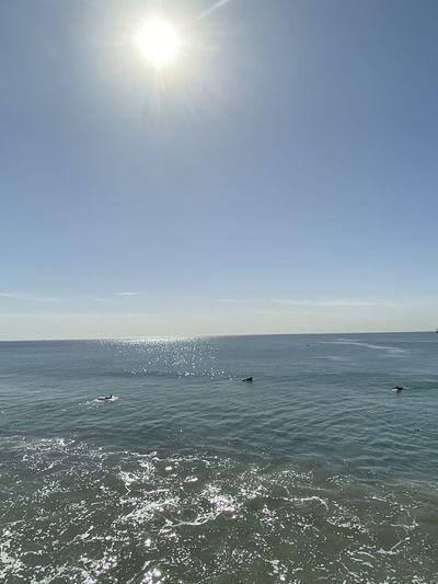 The ocean Sea