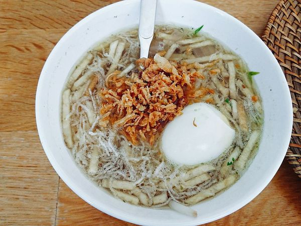 Hving A Soup a Saoto Soup Food Photography Foodie Surinam Food