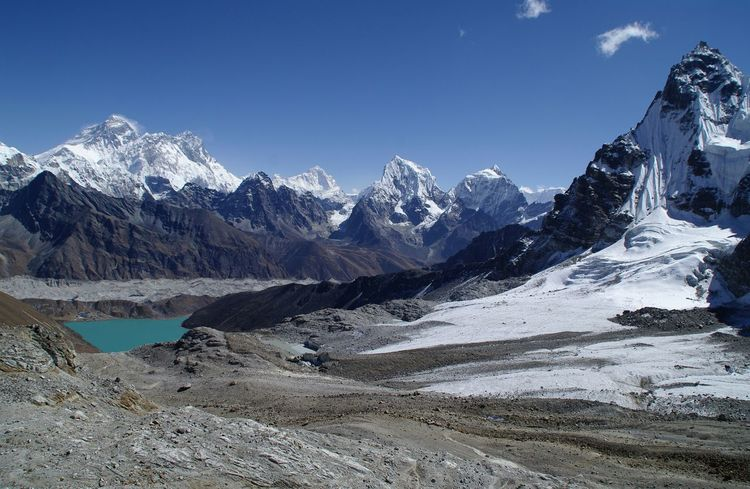 The KIOMI Collection Trekking In Nepal Mt.Everest Gokyo Lake Ngozumba Glacier Gokyo Alm Details Of My Life For You ;-)
