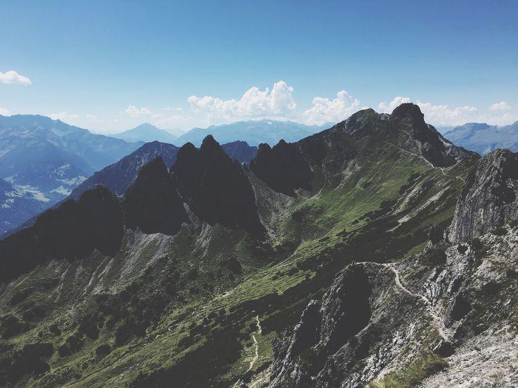 Drei Schwestern Liechtenstein Vorarlberg