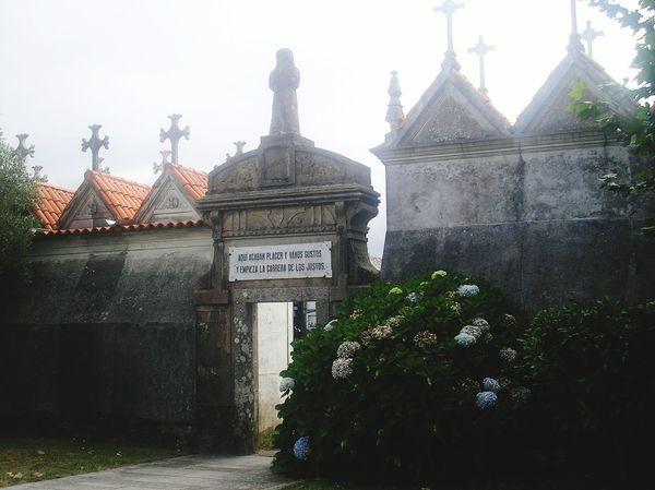 Galicia, Spain Galicia Cementery Cementerio Galiciameiga Muerte Muertos