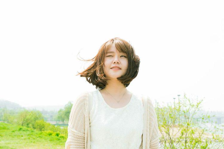 Girl Woman Model Portrait Portrait Of A Friend Portrait Of A Woman Riverside Spring Into Spring EyeEm Korea
