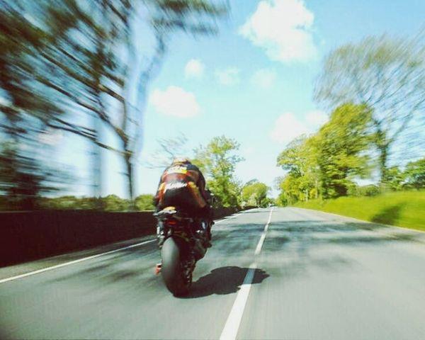 Motorbike Motorcycle Racing Road Racing Isleofmantt Fast Speed OpenEdit Legend