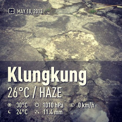 Sejuuukkkk Weather Instaweather Instaweatherpro Klungkung indonesia