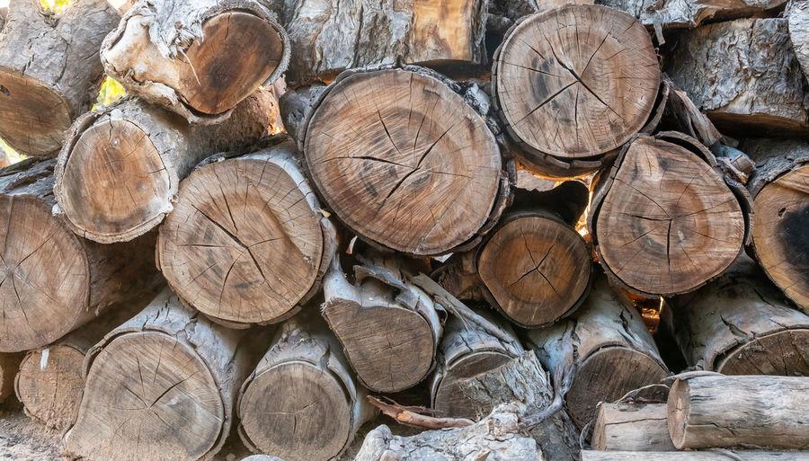 Wooden natural
