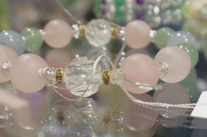 Jewwellery Bracelet Stone Bracelet Love Healing Relaxing Pentax PENTAX Q Japan Photography No People