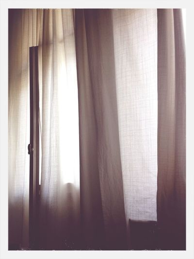 Light And Shadow Curtains Laying In Bed Firstthingisee