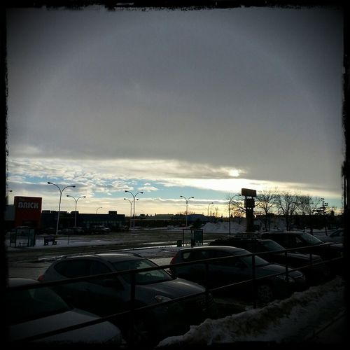 Beautiful Sky Saskatchewan Regina Beautiful Sky