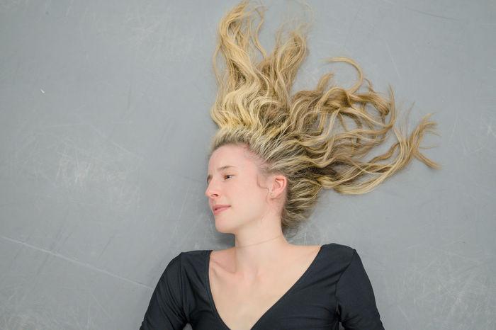 Sterling New York City Ballet Ballerina Color Portrait Close-up Beautiful Portrait Portrait Of A Woman Hair
