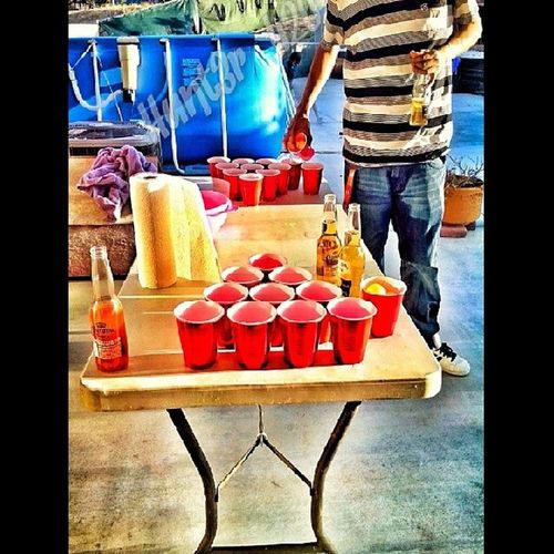 Happy Easter FamikyTime Beerpong Cousin BoutToWhoopSomeAss TurnUpCaliLifeLifeStyle