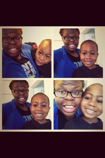 Old , Bhut Im My Nephew's Keeper ! ❤