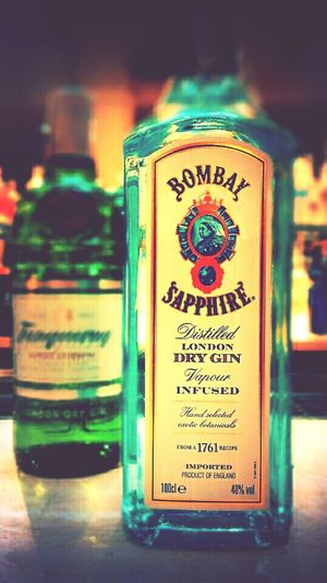 GIN Bombay Sapphire Bombaysapphire